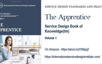 ISDI Releases First in the Service Design Book of Knowledge Series (The Apprentice)