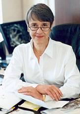 Image of service blueprint originator, G. Lynn Shostack.