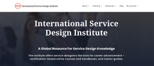 ISDI online home page