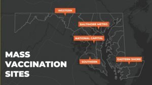 Maryland's Vaccination Sites